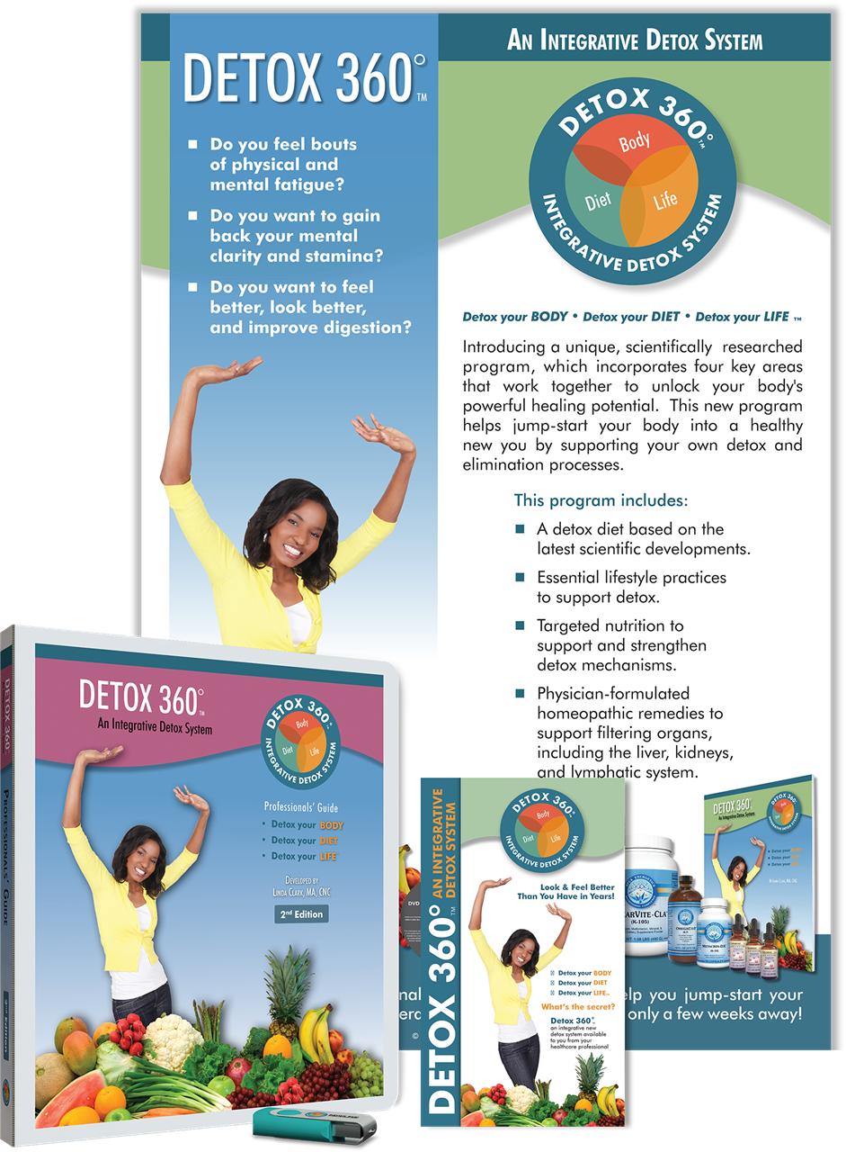 Picture of Detox 360°™ Professionals' Package™ (2nd Edition)